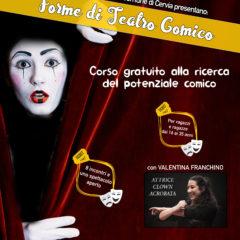 Nasce il primo laboratorio di Teatro Comico targato Zirialab ISCRIZIONI fino al 1° Febbraio!